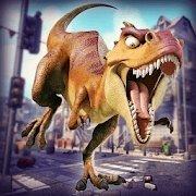 奔跑的恐龙