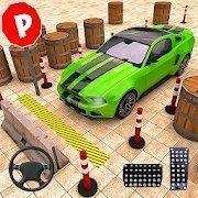 跑车停车场3D和豪华车驾驶考试