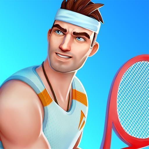 網球大賽自由運動