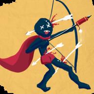 火柴人弓箭手对决