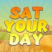 坐在你的一天