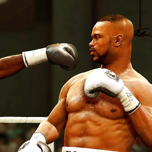 拳击对抗格斗锦标赛