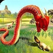 水蟒蛇野生生物模擬器