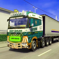 公路卡車模擬駕駛