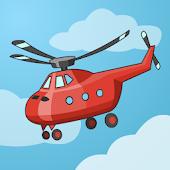 直升機跑酷2