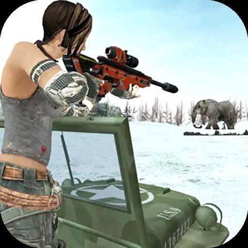 荒野狩獵狙擊手