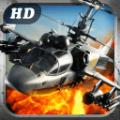 直升机空战模拟