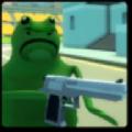 搞怪青蛙模擬器