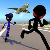 火柴人逃出机场