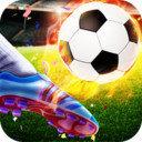 模擬足球射門