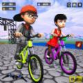 快乐自由骑行比赛