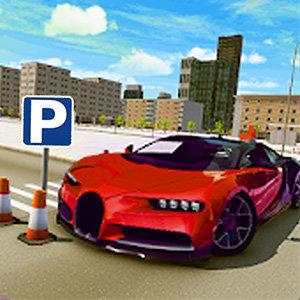 模拟驾驶停车