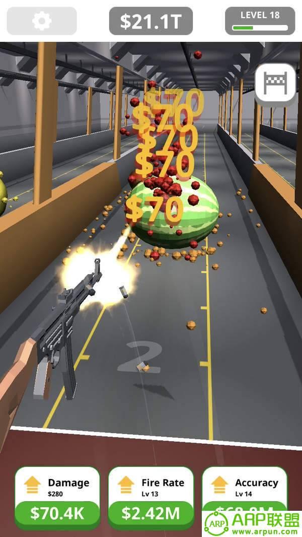 水果射击场