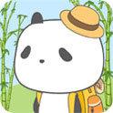 旅行的熊貓
