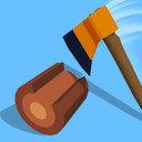 疯狂砍木头