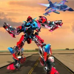 空中机器人战斗机