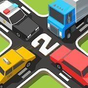 拥挤交通2