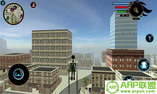 火柴人模拟城市英雄
