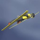 滑雪跳台X
