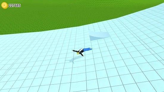 跌落模拟器