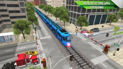 城市火车模拟器驾驶