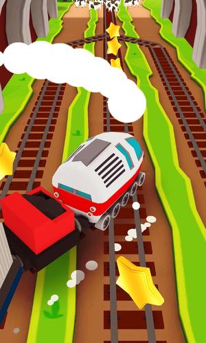 火车开得贼6