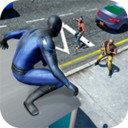 超级蜘蛛英雄战斗