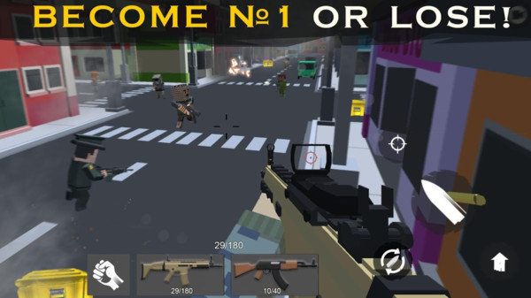 像素战斗现代狙击