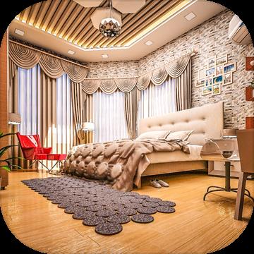房子鳍状肢家居装修和家居设计