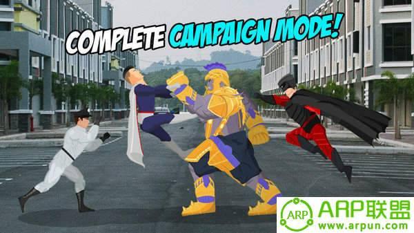 超级英雄冠军争霸
