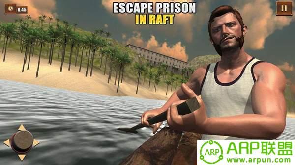 很难监狱筏生存