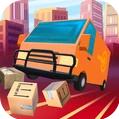 障碍道路碰撞3D