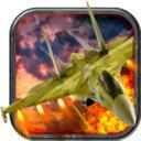 F18战斗机空袭