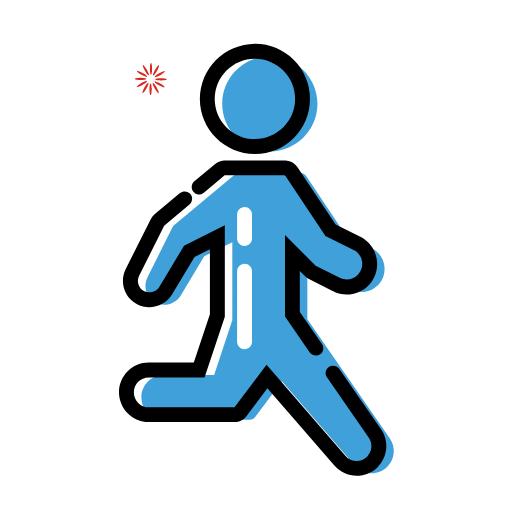 小蓝运动计步