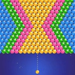 泡泡射击流行拼图