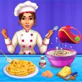 意大利面烹饪嘉年华美食