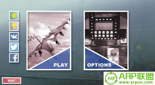喷气式战斗机竞赛