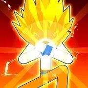 火柴英雄超级龙战士