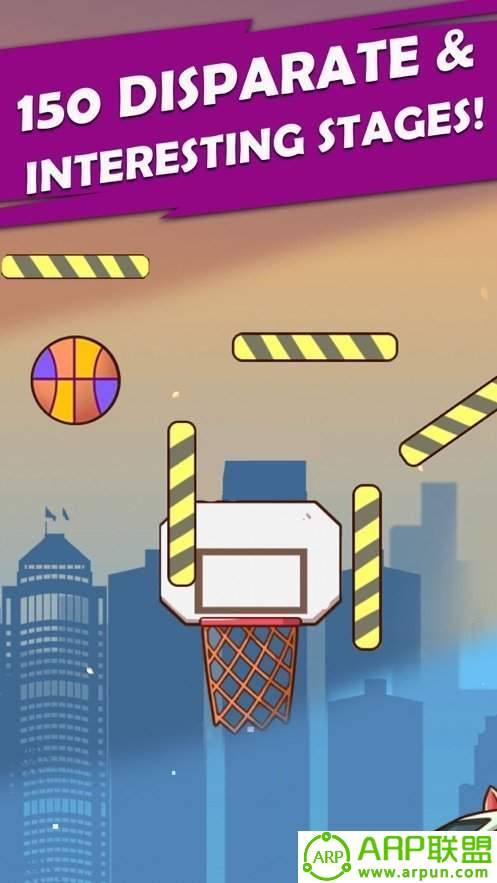 Tappy Dunk Crazy Ball