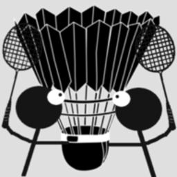 火柴人打羽毛球联赛
