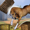 训练马匹模拟器