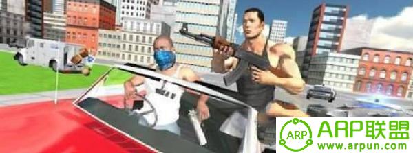 黑帮犯罪模拟器