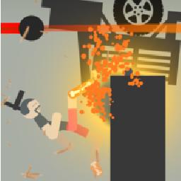 火柴人自杀式跳跃