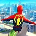 超级英雄飞翔