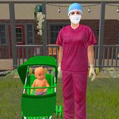 虚拟外科医生妈妈