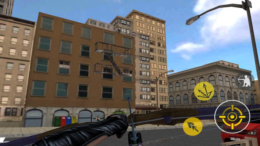 精英弓箭手3D