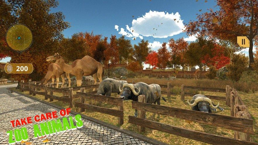 我的动物园动物模拟器2020iOS版