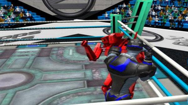 机器人真实拳击