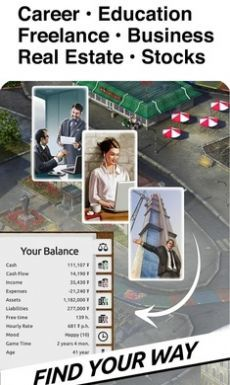 时间和金钱模拟游戏