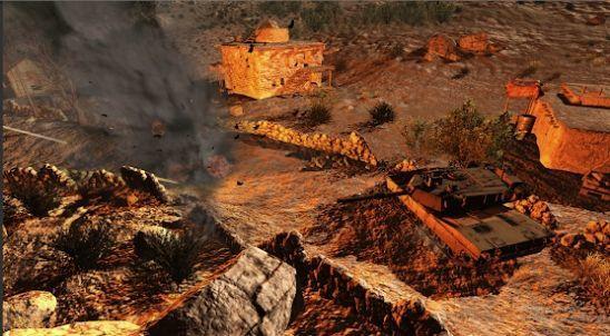 坦克狂战区指挥官2020